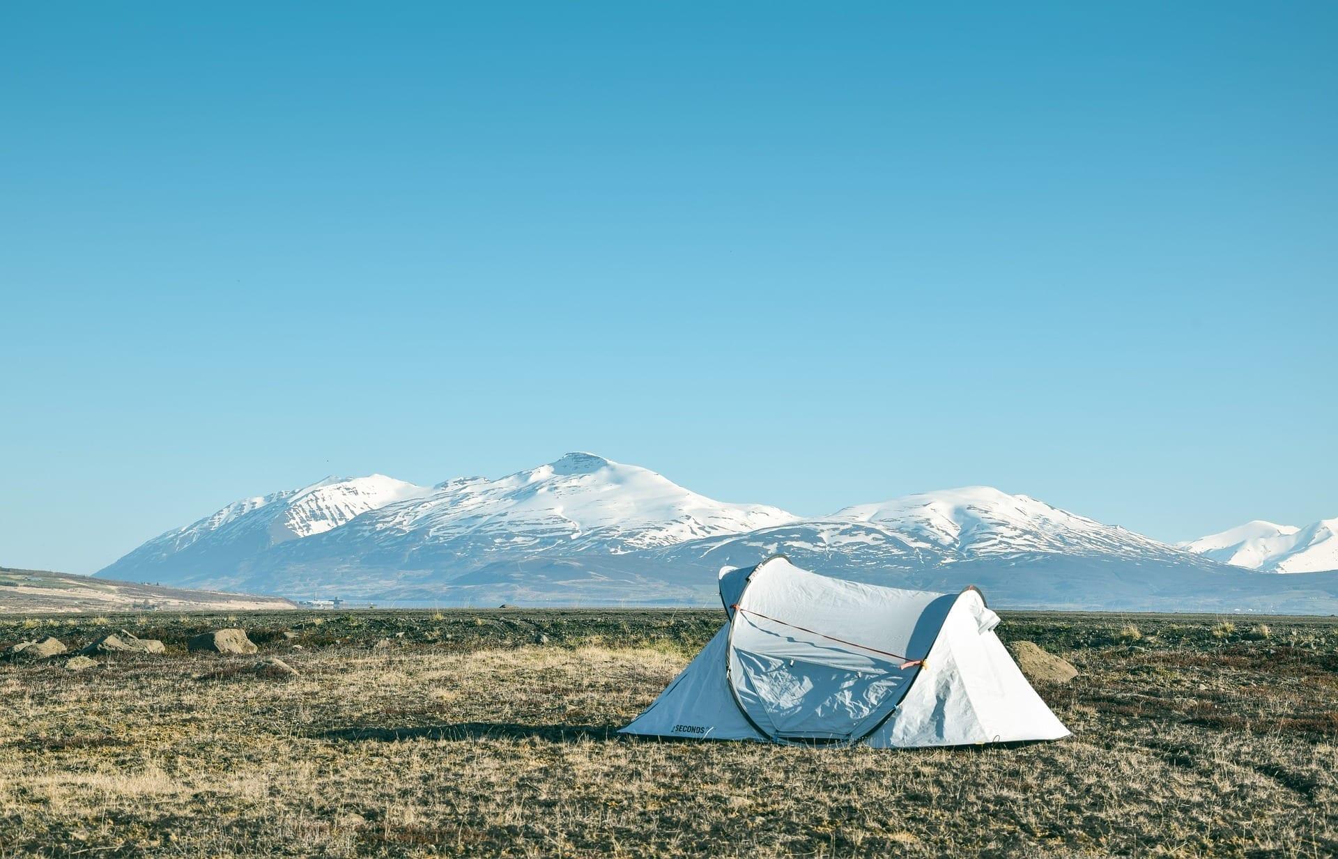 Namiot ekspresowy - jaki