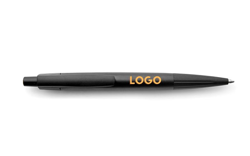 Długopisy to popularne gadżety z logo.